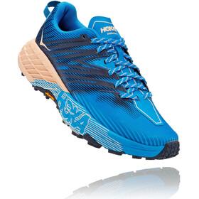 Hoka One One Speedgoat 4 Zapatillas Mujer, azul